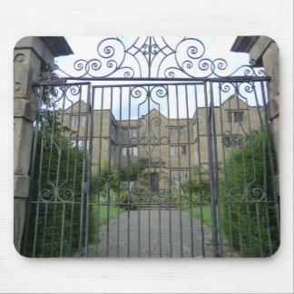 Eyam Hall in Derbyshire, England Mouse Pad