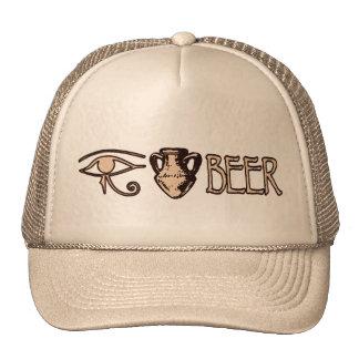 Eye Amphora Beer Cap Hats