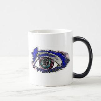 Eye art Mug