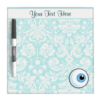 Eye Ball; Cute Dry Erase Board