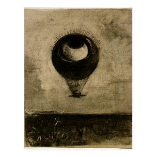 Eye Balloon Post Card