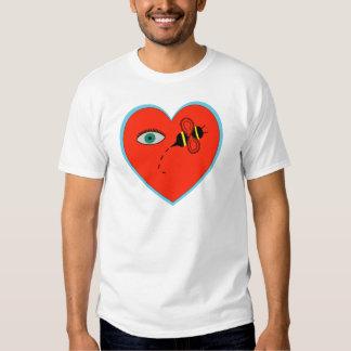 Eye Bee in Love T Shirts