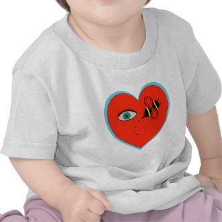 Eye Bee in Love Tshirt