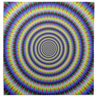 Eye Boggling Circles Napkins