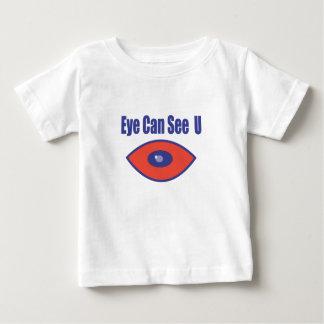 Eye Can See U. Baby T-Shirt