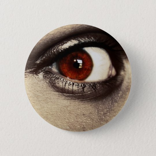 Eye Can See You 6 Cm Round Badge