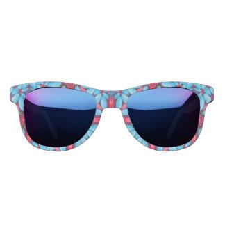 Eye Candy Kaleidoscope   Custom Sunglasses