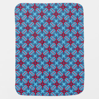 Eye Candy  Tiled Design Baby Blankets