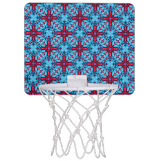 Eye Candy Vintage Kaleidoscope   Basketball Hoops