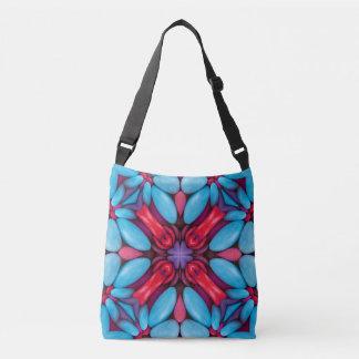 Eye Candy Vintage Kaleidoscope Cross Body Bag