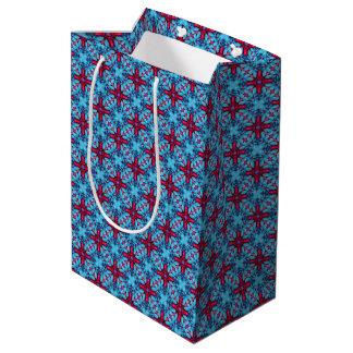 Eye Candy Vintage Kaleidoscope  Medium Gift Bag