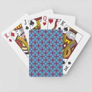 Eye Candy Vintage Kaleidoscope   Playing Cards