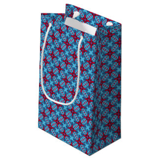 Eye Candy Vintage Kaleidoscope Small Gift Bag