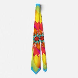 Eye Catching Summer Design Tie