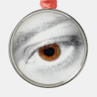 Eye Christmas Ornament