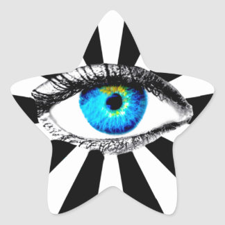 eye d...jpg star sticker