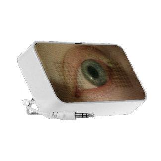 Eye Doodle iPod Speakers
