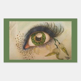 Eye Dreamcatcher Stickers
