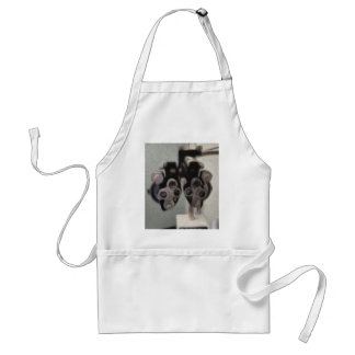 Eye Exam Lenses Standard Apron