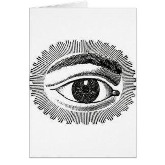 Eye Eye Card