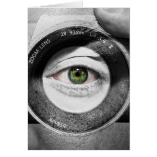 Eye for Photography Card