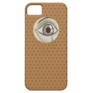 eye founds iphone iPhone 5 case