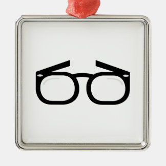 Eye Glasses Christmas Ornament