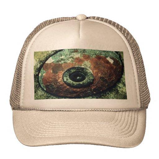 eye got my eye on you trucker hat