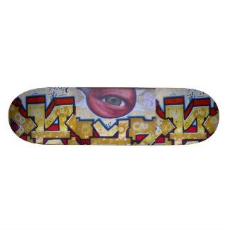 Eye - Graffiti Skateboard