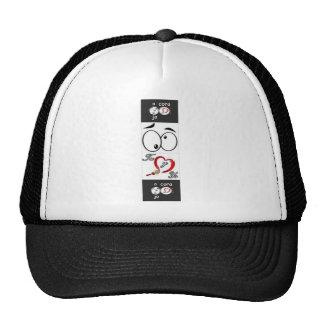 eye heart 2 cap