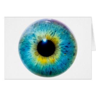 Eye I Card