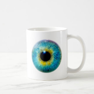 Eye I Coffee Mug