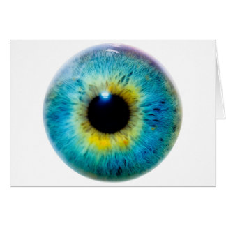 Eye I Greeting Card
