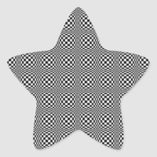 Eye Illusion sticker