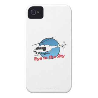 EYE IN THE SKY iPhone 4 CASES