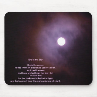 Eye in the Sky Mouse Pad