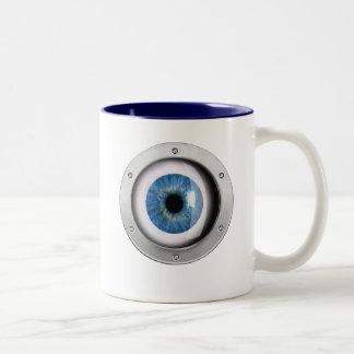 Eye in your Chest Coffee Mug