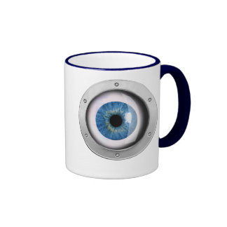 Eye in your Chest Mugs