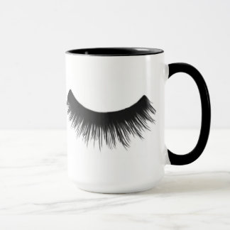 Eye Lashes - Mug