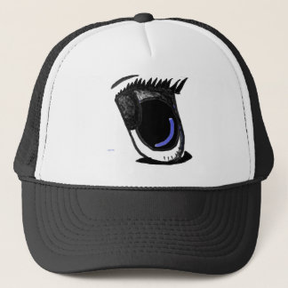 eye logo hat