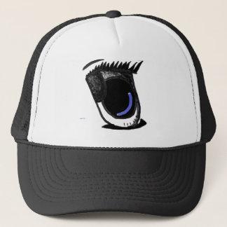 eye logo hat