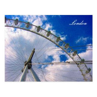 eye london postcards