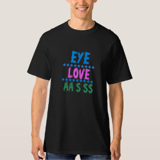 EYE LOVE ACE AA SS : FUNNY COMIC COMEDY WITTY SHIRTS