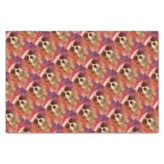 Eye-Love-Cavalier Tissue Paper