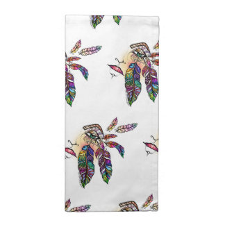 EYE Love FEATHERS Fantasy Art Napkin