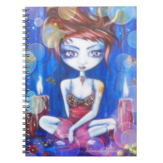 Eye Love Grapes Notebook