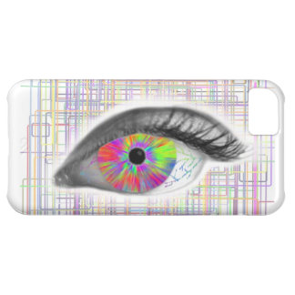 Eye Love Raves by Monroe Maven iPhone 5C Case