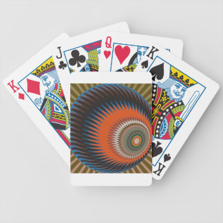 Eye love you bicycle playing cards