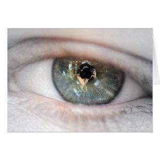 Eye-Macro by Shirley Taylor Card