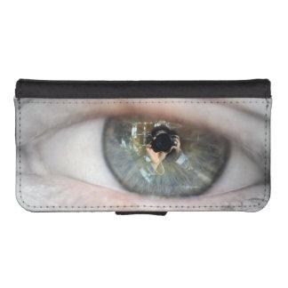 Eye-Macro iPhone 5 Wallets